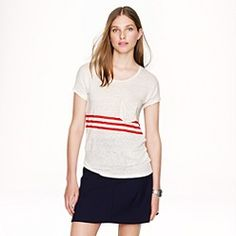 Love the semi-avant garde stripes  Womens New Arrivals : Dresses, Shoes & More | J.Crew
