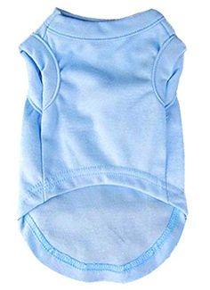 Ksing Dog Plain T-shirt Simple Cotton Pet Blank Vest Girl... https://www.amazon.com/dp/B01AJWJN6U/ref=cm_sw_r_pi_dp_Hm0Mxb0AW6BY5  80 each