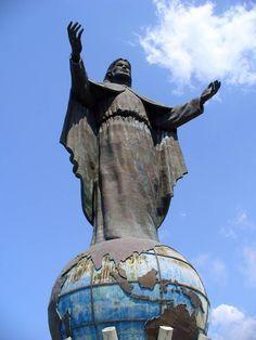 The Tallest Statues of Jesus Christ in the World  #JesusJourneyBucketList  Cristo Rei of Dili, East Timor