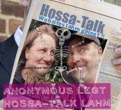bibeltagebuch: Anonymous legt HOSSA-TALK-Websites lahm !!~ Den Zu...