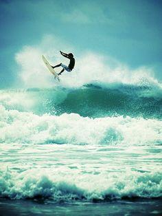 Woo hoo! Catch a wave :)! http://pinterest.com/pin/82190761919839531/