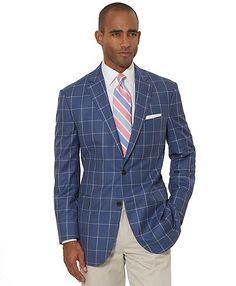 Need a snazzy new sportcoat? Brooks Brothers is always the best bet.