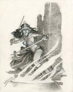 comicshistory:  Mark Schultz