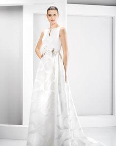 #6025 Nanda Devi Collection -  2016  Vestidos de novia - Jesús Peiró  Wedding…