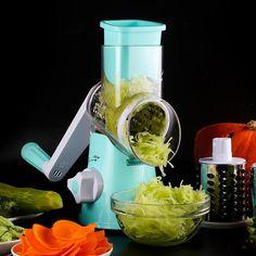 9x8.5 cm Garlic Cutter,Clode/® Creative Useful Multifunctional Garlic Ginger Crusher Grinder Press Rotate Kitchen Gadget Tools