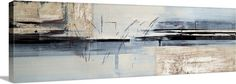 Great Big Canvas 'Overseas' by Sarah West Painting Print on Canvas | Wayfair