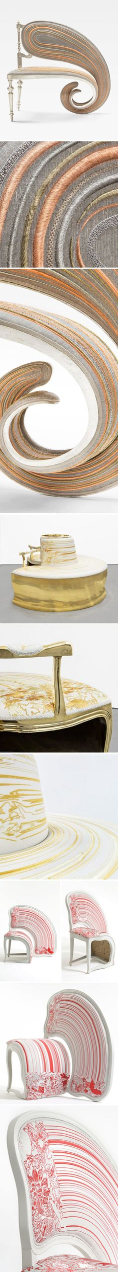 furniture/art by sebastian brajkovic