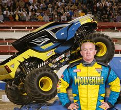 80 Best Monster Trucks Their Drivers Images Monster Trucks Trucks Drivers