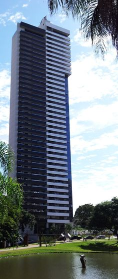 Premier Unique,Goiania, Brazil, 142 m, Architect-Lins Galvão Arquitetos Associados