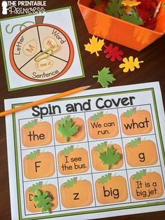 A fun, easy prep game to practice letter, sentence or word. Who will fill their game board first?? 4 different boards included.