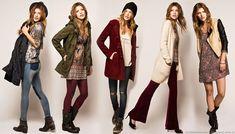 Moda otoño invierno 2016 Cuesta Blanca ropa de mujer. La propuesta de moda de la marca se mantiene vigente esta temporada.