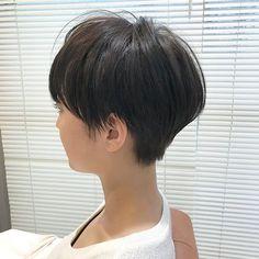 Cut My Hair, Love Hair, Hair Cuts, Sandy Brown Hair, Asian Hair, Hair Designs, Hair Inspo, Girl Hairstyles, Pixie