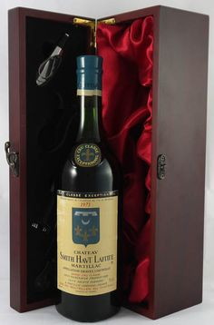 1973 Chateau Smith Haut Lafite Graves Grand Cru Classe, vintage wine