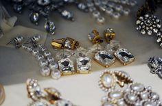 Bijoux Jewelry @ Oscar de la Renta Bridal 2013.