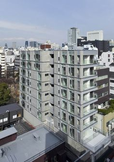 Horie Park Apartmet / Terminal01