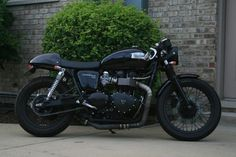 triumph bonneville t100 fender eliminator - Google Search
