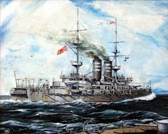 battleships of the Russo-Japanese War The Mikasa