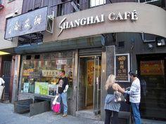 Shanghai Cafe - Chinatown, NYC. #NYCLove #NYC #thebigapple