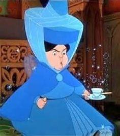 *MERRYWEATHER ~ Sleeping Beauty, 1959