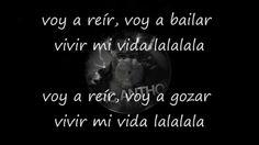 Marc Anthony - Vivir Mi Vida (letra...2013)