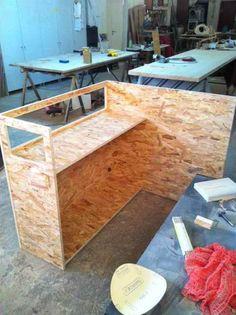 Dit hout is ook wel tof.. al kunnen we wel iets meer los gaan denk ik.. model is ook wat standaard..