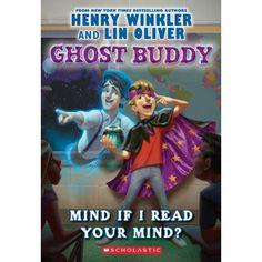 Ghost Buddy (JPB Winkler, Level T)