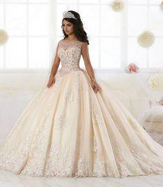 Quinceanera dresses and vestidos de quinceanera for your big day! Unique quinceanera dresses that you will love! Sweet 16 Dresses, 15 Dresses, Cute Dresses, Beautiful Dresses, Fashion Dresses, Wedding Dresses, Pageant Dresses, Tulle Ball Gown, Ball Gowns Prom