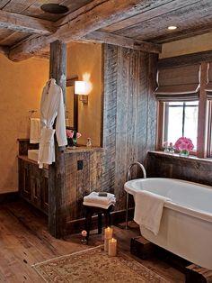 Most fabulous mood-setting romantic bathrooms ever