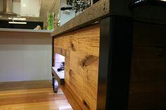 Profitec Pro 700 - Coffee Cart - Coffee Bar - Espresso Cart - Espresso Bar - Coffee Bench - Espresso Bench - Coffee Station - Espresso Station