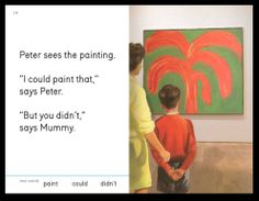 'Mummy, I could have done that' - new book pokes fun at modern art