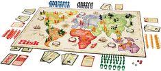Le jeu de société Risk se réinventera en 2016