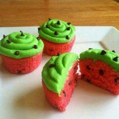 Cute summer dessert idea!