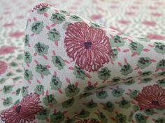 Fiori Pom Pom - Viscose - Tessuti Fabrics - Online Fabric Store - Cotton, Linen, Silk, Bridal & more