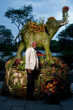 preston bailey weddings   Preston Bailey's Baby Elephant