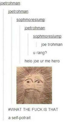 This is why we love Joe Trohman
