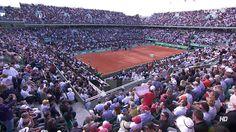 Semifinal Roland Garros Djocovic - Federer