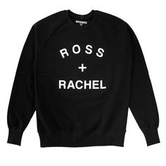 ROSS + RACHEL sweat black via MANNERS Apparel. Click on the image to see more!