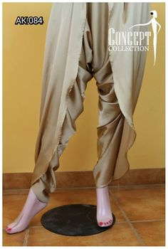 Latest Tulip Pants Trends 2016-17 Designs & Cutting Tutorial (3)