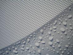 Waxed gel coat / fiberglass by Sunshine Detailing. www.sundetailing.com