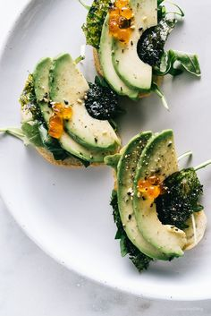 japanese avocado toast
