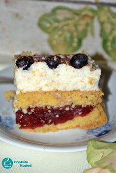 Środa to podobno taki prawie weekend, w związku z tym można sobie pozwolić na małe co nie co :) Dziś proponuję pyszne ciasto biszkoptowe ze...