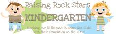 Raising Rock Stars Kindergarten