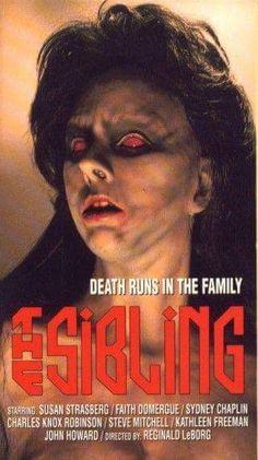 The Sibling aka So Evil, My Sister (1974)