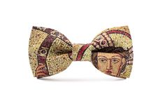 marthu pre tied bow tie MOSAIC m0185