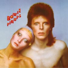 WEA David Bowie - Pin Ups