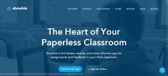 Showbie - et LMS hvor du og dine elever kan uploade filer...