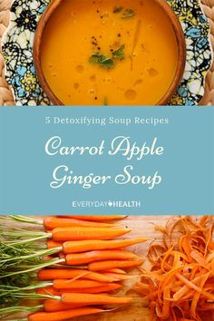 #Detox with one of these delicious #soup recipes.