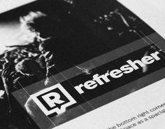 refresher.sk I logo