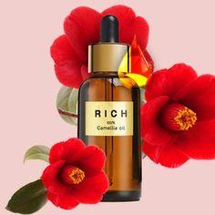 Уход. Натуральные косметические масла Масло камелии RICH Camellia oil 100%