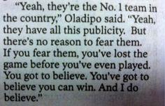 Why I love Oladipo!